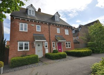 Thumbnail 3 bed semi-detached house to rent in Hawthorn Avenue, Mawsley Village, Kettering, Northants