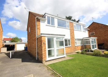 Thumbnail 3 bed semi-detached house to rent in Sunridge Close, Poole
