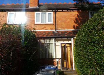 Thumbnail 2 bed terraced house for sale in Coles Lane, Sutton Coldfield, West Midlands