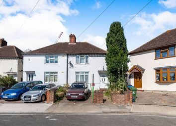 Thumbnail 3 bed semi-detached house for sale in Rosebery Road, Kingston Upon Thames