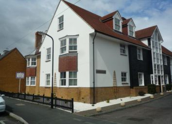 Thumbnail 2 bed flat to rent in Sovereign Heights, Weir Pond Road, Rochford, Essex