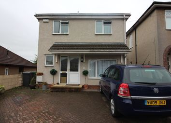 Thumbnail 3 bed detached house for sale in Badminton Road, Bristol