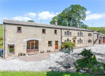 Thumbnail 6 bed detached house for sale in West End, Summerbridge, Harrogate, North Yorkshire