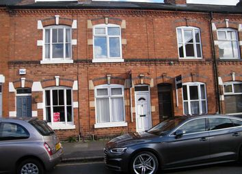 Thumbnail 3 bed terraced house to rent in Avenue Road Extension, Leicester