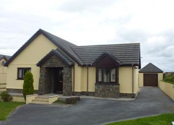 Thumbnail 3 bed property to rent in Dol Y Dderwen, Llangain, Carmarthenshire