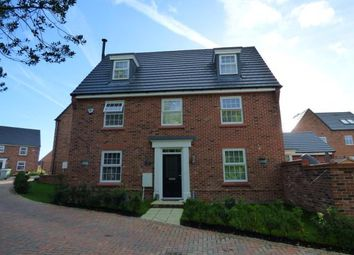 Thumbnail 5 bed detached house for sale in Alpine Echoes Close, Elworth, Sandbach, Cheshire