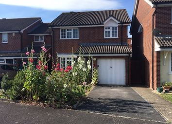 Thumbnail 4 bed detached house to rent in Palmers Road, Glastonbury
