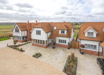 4 bed detached house for sale in Herb Farm Granaries, London Road, Thornwood, Essex CM17
