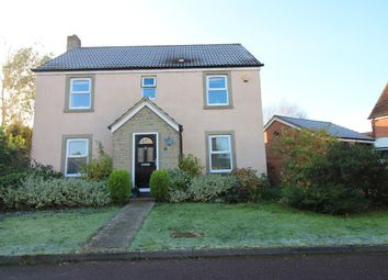 Thumbnail 4 bed detached house for sale in Shadow Walk, Elborough, Weston-Super-Mare