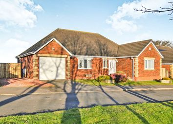 Thumbnail 3 bed bungalow for sale in Edwards Walk, Burnhope, Durham