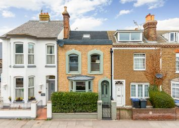 Canterbury Road, Whitstable CT5. 3 bed terraced house for sale
