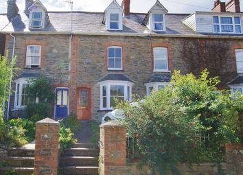 Thumbnail 4 bed terraced house for sale in Park Gardens, Lynton