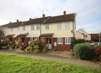 Thumbnail 3 bedroom end terrace house to rent in Homefield Way, Earls Colne, Colchester