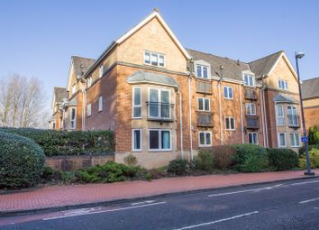 Thumbnail 2 bed flat for sale in The Slipway, Penarth