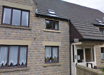 Thumbnail 2 bed flat to rent in Fidlers Close. The Green, Bamford. Derbyshire