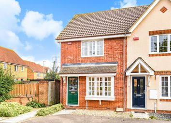 Thumbnail 2 bedroom end terrace house for sale in Chinnock Brook, Didcot