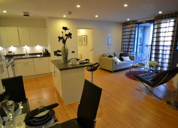 Thumbnail 1 bed flat to rent in Park Village East, London