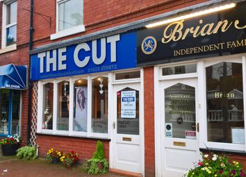 Thumbnail Retail premises for sale in Stockport SK12, UK