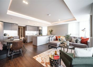 Thumbnail 3 bedroom flat for sale in Paddington Gardens, North Wharf Road, London