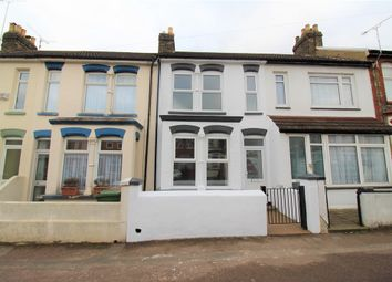 Thumbnail 4 bedroom terraced house for sale in College Avenue, Gillingham, Kent.