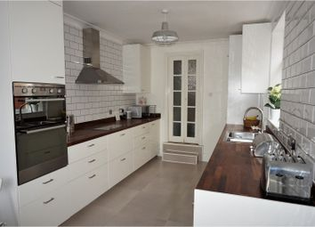 Thumbnail 3 bed terraced house to rent in Holmewood Road, London