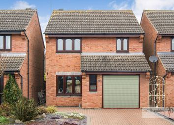 Thumbnail 3 bed detached house for sale in Westfield Way, Farndon, Newark