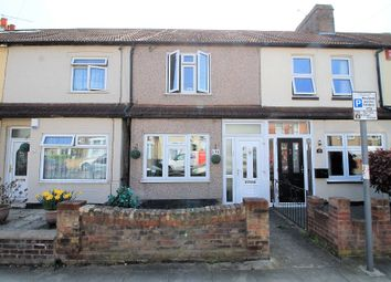 Thumbnail 2 bed terraced house for sale in Marks Road, Romford