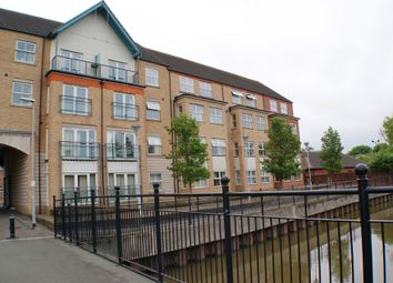 Thumbnail 1 bed flat for sale in Riverside Lawns, Peel Street, Lincoln