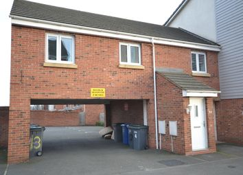 Thumbnail 2 bed flat to rent in Lock Keepers Way, Hanley, Stoke-On-Trent