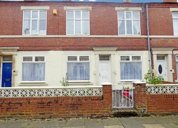 Thumbnail 2 bedroom flat for sale in Cromwell Terrace, North Shields