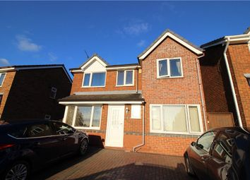 Thumbnail 4 bedroom detached house for sale in Alsager Close, Oakwood, Derby