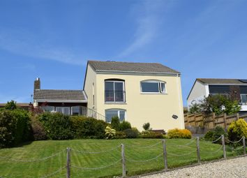 Thumbnail 4 bed detached house to rent in New Road, Instow, Bideford