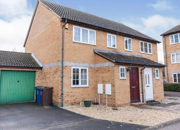 3 bed semi-detached house for sale in Kestrel Way, Bicester, Oxfordshire OX26