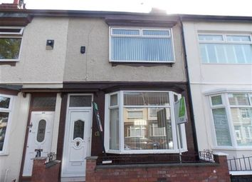Thumbnail 3 bed terraced house to rent in Ince Avenue, Anfield, Liverpool