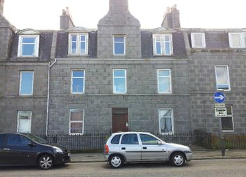 Thumbnail 1 bedroom flat to rent in 43 Menzies Road, First Floor Right, Aberdeen