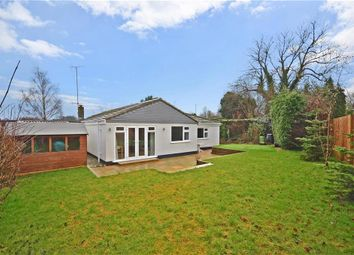 Thumbnail 3 bed detached bungalow for sale in Little Bridges Close, Southwater, West Sussex