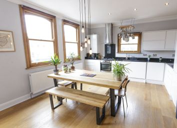 Thumbnail 3 bed flat to rent in Stroud Green Road, London