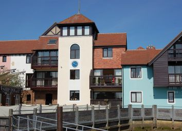 Thumbnail 1 bed flat to rent in Fishermans Quay, Mill Lane, Lymington