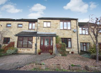 Thumbnail 5 bed terraced house for sale in Albanus Ridge, Stannington, Sheffield