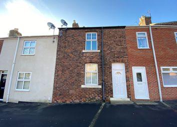 Thumbnail 2 bedroom terraced house for sale in Church Street, Hesleden, Hartlepool