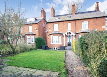 Thumbnail 4 bed semi-detached house to rent in Castle Grove, Kenilworth
