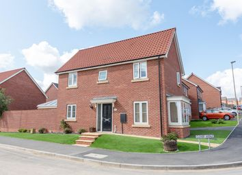 Thumbnail 4 bed detached house for sale in 13 Showground Road, Malton