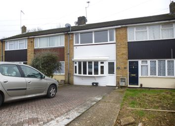 Thumbnail 2 bed terraced house for sale in Devon Drive, Chandlers Ford, Eastleigh