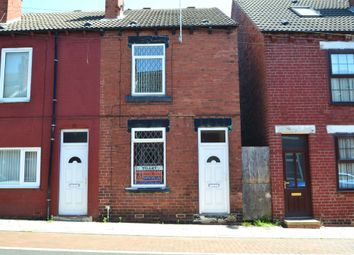 Thumbnail 2 bed end terrace house to rent in West Street, Hemsworth, Pontefract