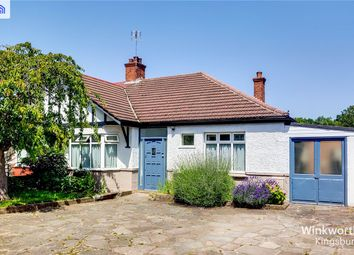 3 bed semi-detached bungalow for sale in Tudor Close, Kingsbury NW9