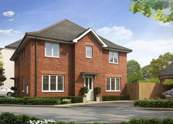 "Thumbnail 3 bedroom semi-detached house for sale in ""Morpeth"" at Dorman Avenue North, Aylesham, Canterbury"