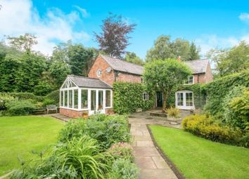 Thumbnail 3 bed property for sale in Mottram St Andrew, Prestbury, Cheshire