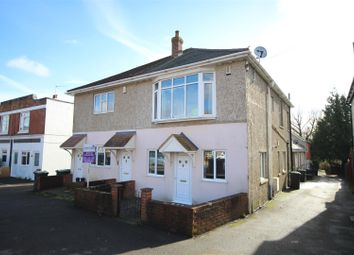 Thumbnail 1 bed flat for sale in Stakes Road, Purbrook, Waterlooville
