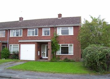 Thumbnail 4 bedroom semi-detached house to rent in Tuer Way, Inkberrow, Worcester