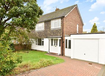 Thumbnail 3 bed semi-detached house to rent in Copse Way, Wrecclesham, Farnham, Surrey
